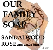 Sandalwood Rose