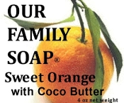 Sweet Orange with Coco Butter