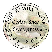 Cedar Sage & Sweetgrass Body Spray